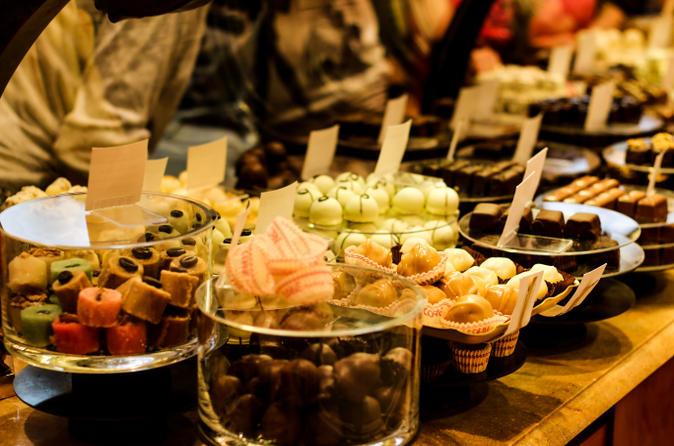 Excursão a pé e workshop de chocolate em Bruxelas