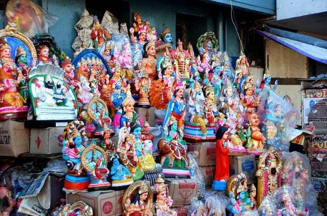 Cultural Chennai Walking Tour Including Traditional Breakfast and Kalakshetra Dance Academy