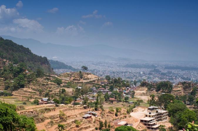 Kathmandu countryside bike tour in kathmandu 139148