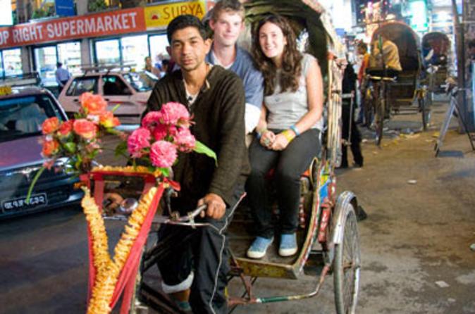 Kathmandu evening tour by rickshaw including durbar square in kathmandu 123203
