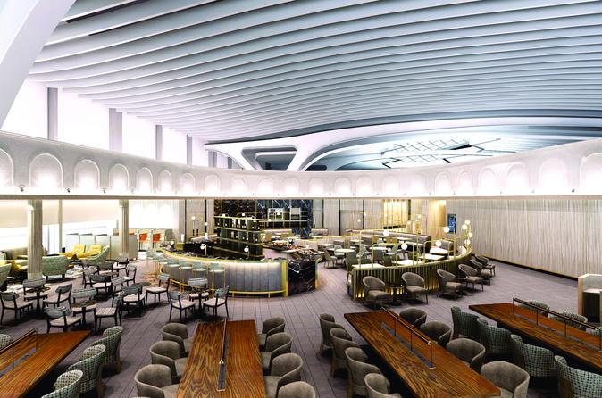 Rome Leonardo da Vinci-Flumicino Airport Plaza Premium Lounge