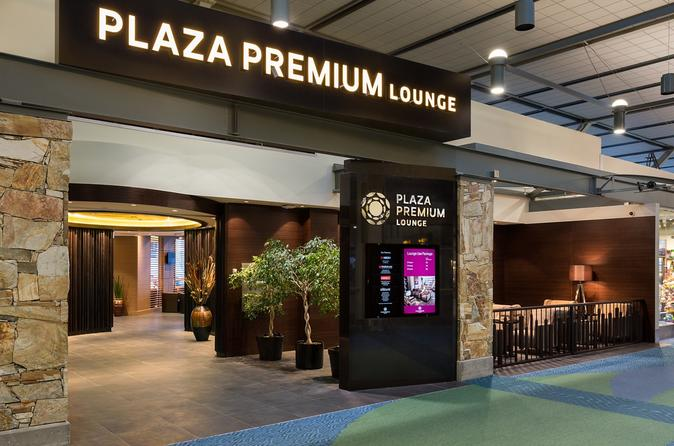 Vancouver International Airport Plaza Premium Lounge
