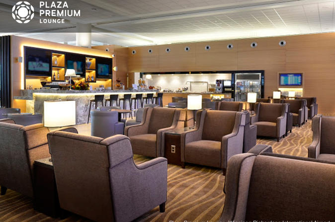 Winnipeg Richardson International Airport Plaza Premium Lounge