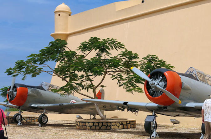 Day Tour From Luanda: Capoeira -Cuisine - Slave Forts - Military Aviation Museum