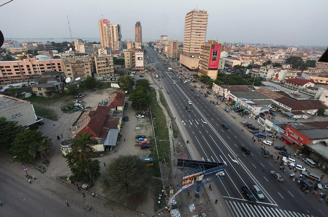 Kinshasa City Sightseeing 6-Hour Private Tour