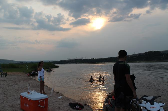 Picnic on the Congo River - Day Tour