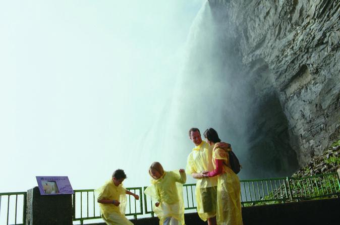 Journey Behind Niagara Falls Admission
