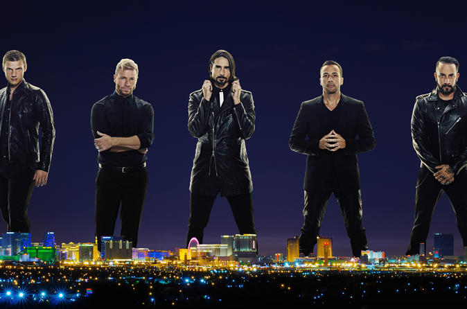 Backstreet Boys at Planet Hollywood Resort and Casino in Las Vegas