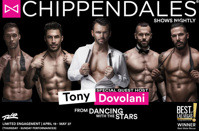 Chippendales At The Rio Suite Hotel And Casino - Las Vegas