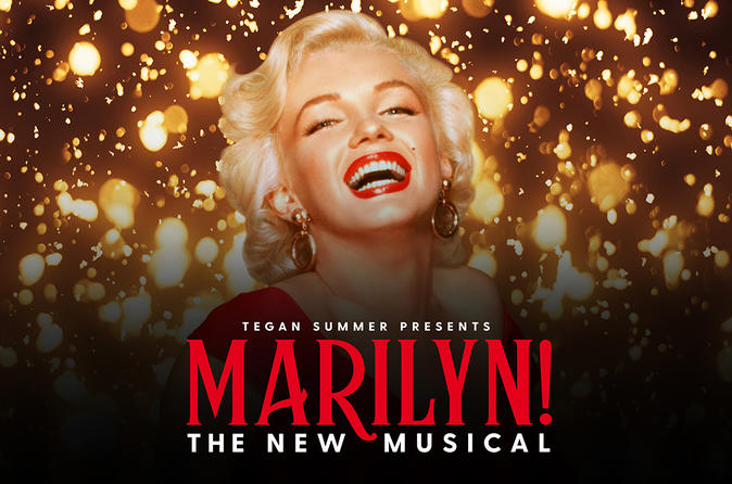 Marilyn! The New Musical at Paris Las Vegas