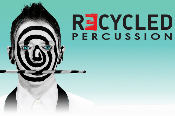 Recycled Percussion at The LINQ Hotel and Casino
