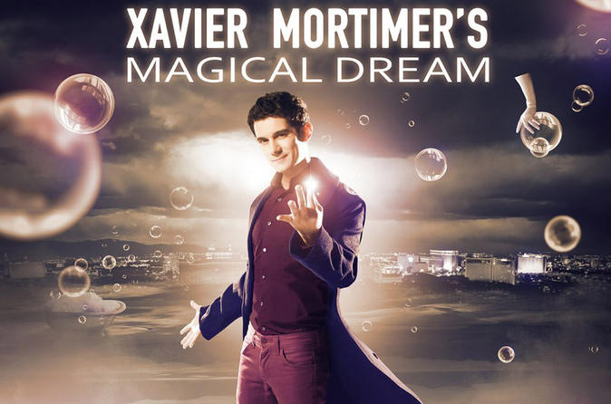 Xavier Mortimer's Magical Dream at Planet Hollywood Hotel and Casino
