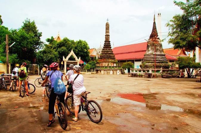 Bangkok small group bike tour in bangkok 522902