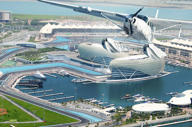 Abu Dhabi Private Discovery Tour and Seaplane Experience Back to Dubai