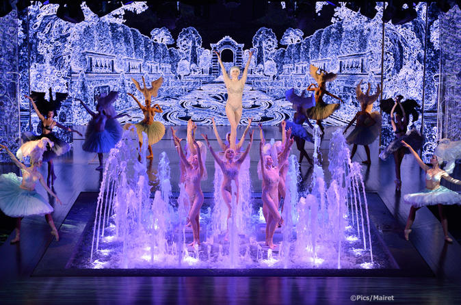 "Jantar e Show ""Paris Merveilles""® do Lido de Paris"