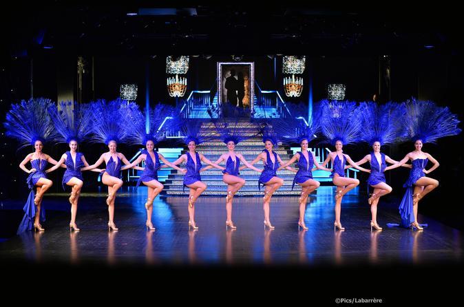 Lido de paris cabaret paris merveilles show with for Show a paris