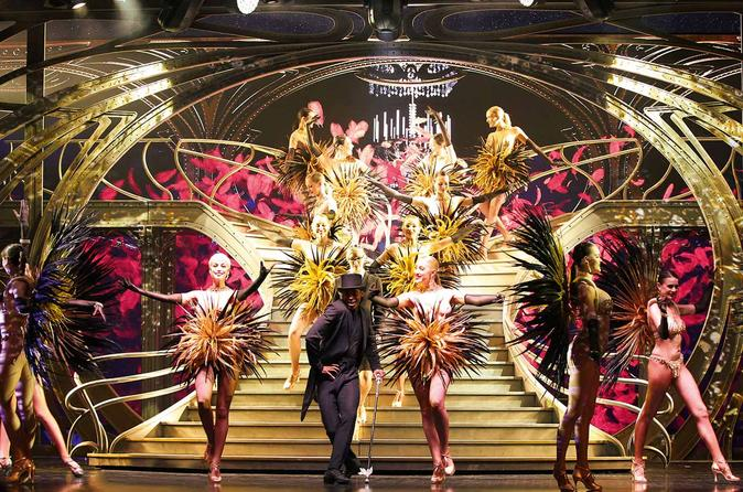 Lido de Paris: Christmas Dinner and Show