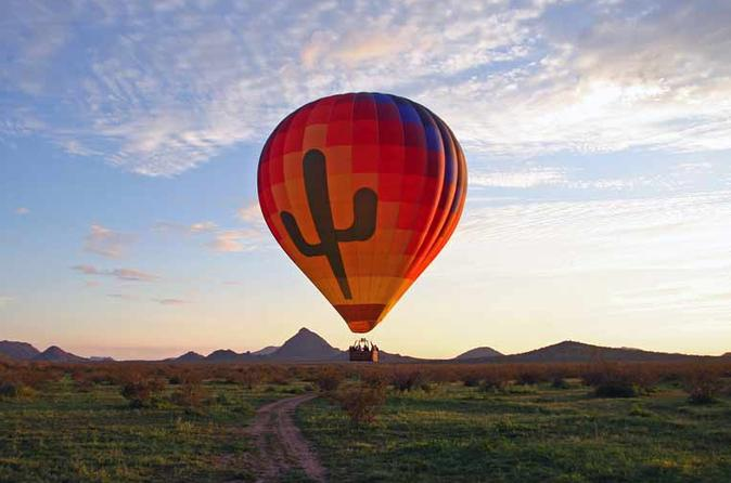 Phoenix hot air balloon ride in phoenix 160271
