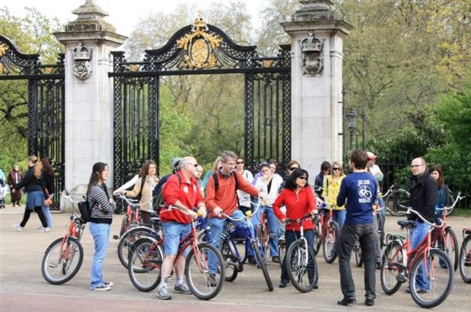 Tour in bicicletta dei Parchi Reali di Londra, tra cui Hyde Park