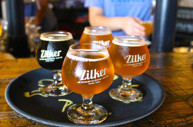 3- Hour Austin Beer and Brewery Guided Tour