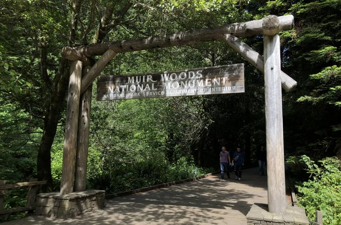 Muir Woods and Sausalito