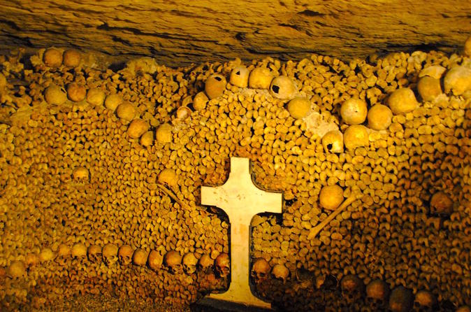 Private Catacombs Tour in Paris