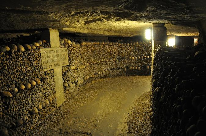 Skip the Line Group Catacombs Tour with Entry Ticket Included