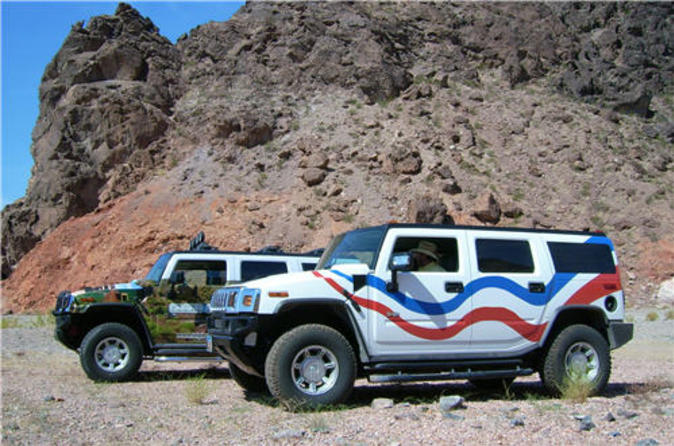 Hoover dam hummer tour in las vegas 47930