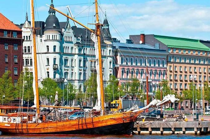 Helsinki Shore Excursion