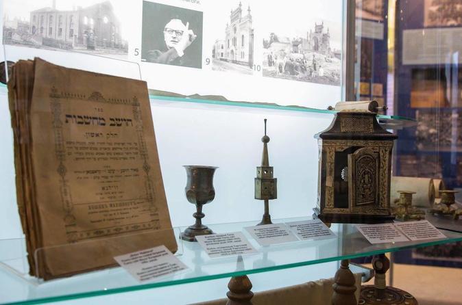 Tallinn Jewish History Tour