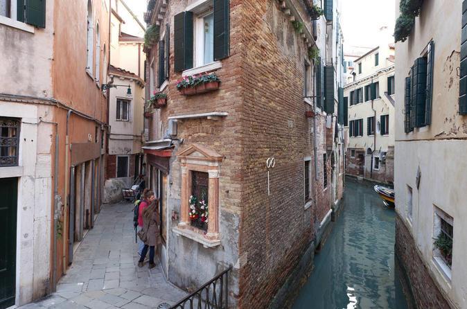 Venice Castello Small Group Walking Tour