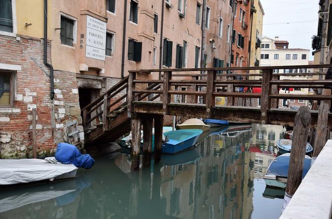 Venice: Jewish Ghetto Walking Tour