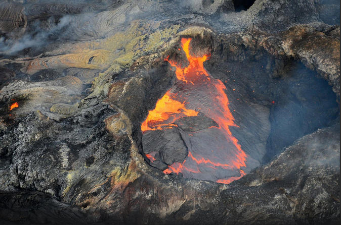 Big Island of Hawaii Air, Helicopter & Balloon Tours