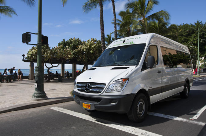 Airport Express Shuttle - Honolulu Airport to Waikiki Hotels