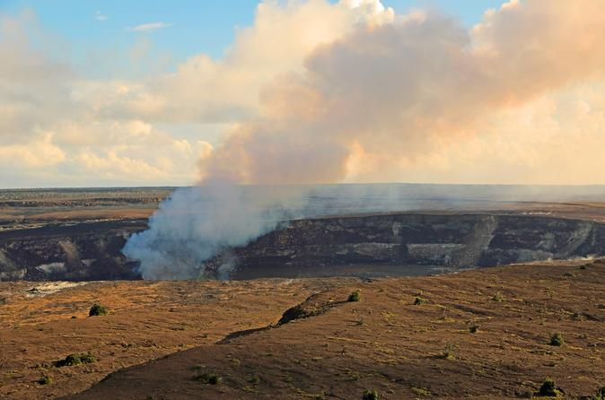 Hilo Volcano Special Tour - Hawaii Volcanoes National Park