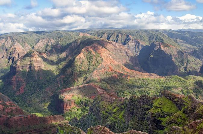 Kauai Shore Excursion: Journey to Waimea Canyon