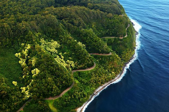 ONE DAY TOUR: Heavenly Hana Tour Maui - Island Hopping Oahu to Maui