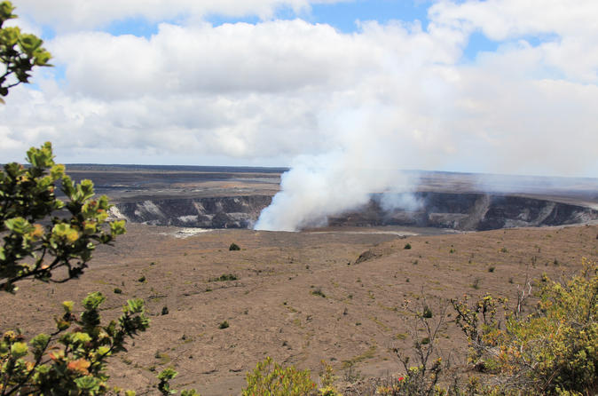 One Day Tour: Hilo Volcano Special Tour - Island Hopping Oahu to Hawaii