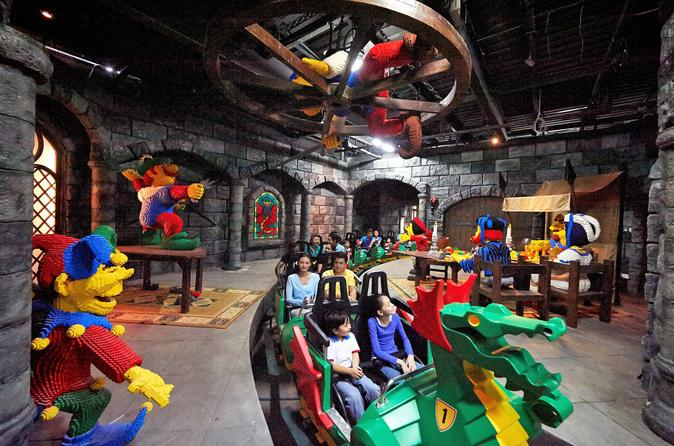 LEGOLAND® Dubai Ticket at Dubai Parks and Resorts 1-Day 1-Park