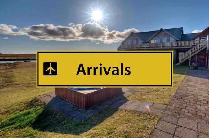 Luxury Private Transfers Keflavik Airport To Hotel Rangá