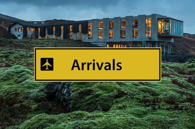 Luxury Private Transfers Keflavik Airport To Ion Adventure Hotel