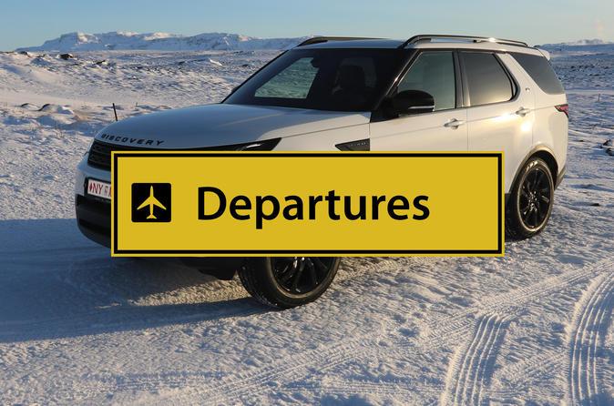 Luxury Private Transfers Reykjavik to Keflavik airport