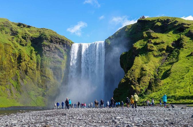 Small-Group Jokulsarlon Day Trip from Reykjavik