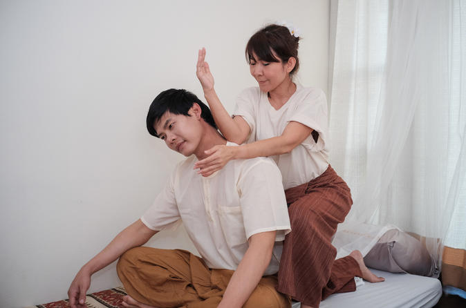 Traditional  Full Body Massage In Chiang Mai
