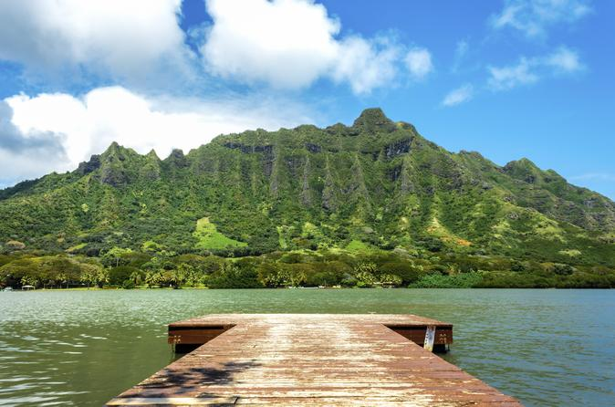 Kualoa Ranch Ancient Hawaiian Fishpond and Tropical Gardens Tour