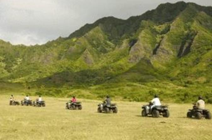 Kualoa ranch atv adventure in oahu 109558