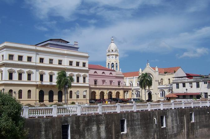 Half Day Small Group Tour of Panama City with Guide
