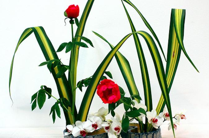 Ikebana and Flower Arranging in Osaka