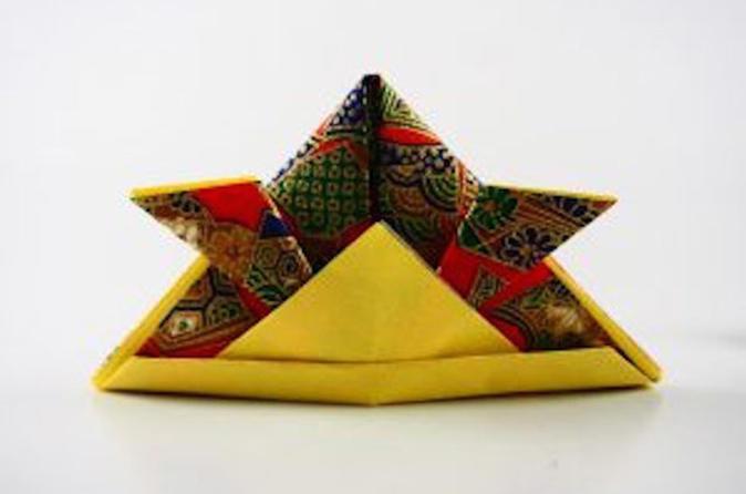 Japanese Origami (Paper Folding) Workshop