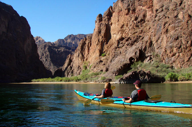 Black Canyon Kayak Day Trip from Las Vegas
